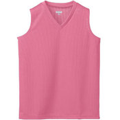 Ladies' Wicking Mesh Sleeveless Jersey