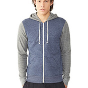 Men's Rocky Colorblocked Full-Zip Hoodie
