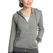 ™ Ladies Mini Stripe Full Zip Hoodie