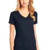 ™ Ladies Perfect Weight ® V Neck Tee
