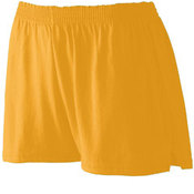Girls' Trim Fit Jersey Short