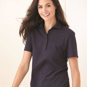 Ladies' Cotton Pique Sport Shirt