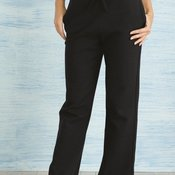 Heavy Blend™ Ladies' Missy Fit Open Bottom Sweatpants