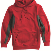 Drive Polyester Fleece Hooded Pullover