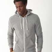 Rocky Eco-Fleece Hooded Full-Zip Sweatshirt