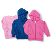 Toddler Hooded Sweatshirt with Pockets
