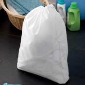 UltraClub® Drawstring Laundry Bag