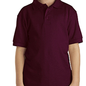 Boy's Short-Sleeve Performance Polo
