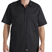6 oz. Industrial Short-Sleeve Cotton Work Shirt
