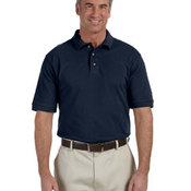 Tall 6 oz. Ringspun Cotton Piqué Short-Sleeve Polo