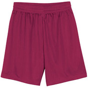 Adult Seven Inch Inseam Lined Micromesh Short