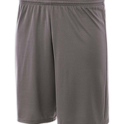 Adult Nine Inch Inseam Power Mesh Practice Short