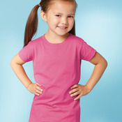 Fine Jersey Toddler Girl's T-Shirt