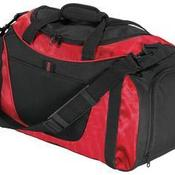 Improved Two Tone Small Duffel