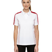 Ladies' Eperformance™ Piqué Color-Block Polo