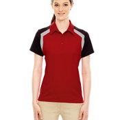 Ladies' Edry™ Color-Block Polo