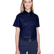 Optimum  Ladies' Short Sleeve Twill Shirts