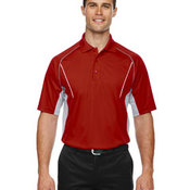 Parallel Men's Snag Protection Polo With Piping