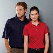 Men's JERZEES® SPORT Polyester Polo