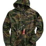 Tailgate Poly Fleece Hooded Pullover Sweatshirt
