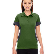 Ladies' Refresh UTK cool?logik™ Coffee Performance Mélange Jersey Polo