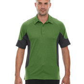 Men's Refresh UTK cool?logik™ Coffee Performance Mélange Jersey Polo
