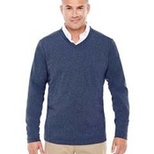Men's Fairfield Herringbone V-Neck Pullover