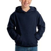 Youth NuBlend ® Pullover Hooded Sweatshirt