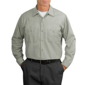 Long Sleeve Industrial Work Shirt