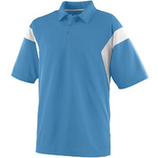 Ladies' Wicking Textured Sideline Sport Shirt