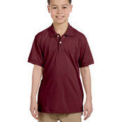 Youth 5.6 oz. Easy Blend™ Polo