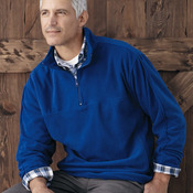 Microfleece Quarter-Zip Jacket