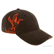 Dri-Duck 3-D Distressed Cotton Wildlife Cap