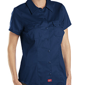 5.25 oz. Short-Sleeve Work Shirt