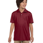 Youth Double Mesh Sport Shirt