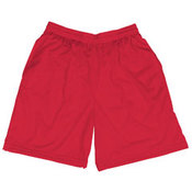 Adult Nine Inch Inseam Coach's Short