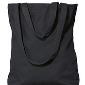 Organic Cotton Twill Every Day Tote