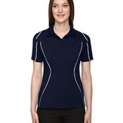 Velocity Ladies' Snag Protection Color-Block Polo With Piping