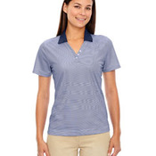 Launch Ladies' Snag Protection Striped Polo