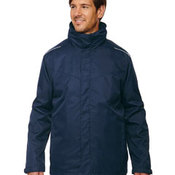REGION MEN'S TALL 3-IN-1 JACKETS WITH FLEECE LINER
