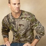 Realtree® Camouflage Long Sleeve T-Shirt