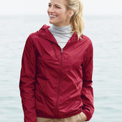 Ladies' Del Norte Hooded Jacket