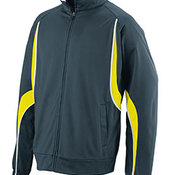 Adult Polyester Brushed Tricot Jacket