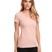Ladies' Ideal V-Neck Tee