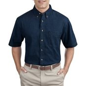 Short Sleeve Value Denim Shirt