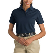 Ladies Industrial Pique Polo