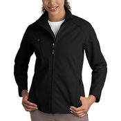 Ladies Textured Soft Shell Jacket