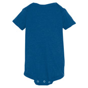Infant Vintage Fine Jersey Lap Shoulder Bodysuit