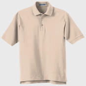 Men's Cotton Jersey Polo