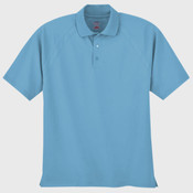 Men's Eperformance™ Ottoman Textured Polo